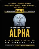 Man 2.0 Engineering the Alpha by John Romaniello: Book Cover