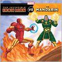 The Invincible Iron Man vs. The Mandarin by Tomas Palacios: Book Cover