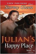 Julian's Happy Place [Aberdeen Pack 2] (Siren Publishing Classic ManLove) by Stormy Glenn: Book Cover