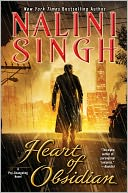Heart of Obsidian (Psy-Changeling Series #12) by Nalini Singh: Book Cover