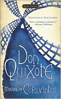 Don Quixote by Miguel de Cervantes: Book Cover
