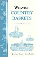 Weaving Country Baskets by Maryanne Gillooly: Book Cover
