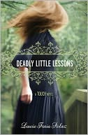 Deadly Little Lessons (Touch Series #5) by Laurie Faria Stolarz: Book Cover