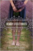Deadly Little Voices (Touch Series #4) by Laurie Faria Stolarz: Book Cover