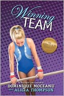 Winning Team (Go-for-Gold Gymnasts Series #1) by Dominique Moceanu: Book Cover