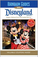 Birnbaum's Disneyland 2013 by Birnbaum Travel Guides: Book Cover