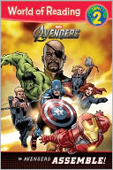 The Avengers by Tomas Palacios: Book Cover