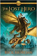 The Lost Hero (The Heroes of Olympus Series #1) by Rick Riordan: NOOK Book Cover