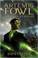 Artemis Fowl by Eoin Colfer: NOOK Book Cover