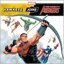 Hawkeye Joins the Mighty Avengers by Tomas Palacios: NOOK Kids Read and Play Cover