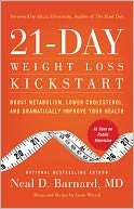 21-Day Weight Loss Kickstart by Neal Barnard: NOOK Book Cover