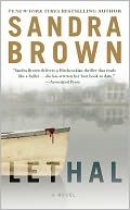 Lethal by Sandra Brown: NOOK Book Cover