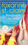 Barefoot in the Sand (Barefoot Bay Series #1) by Roxanne St. Claire: NOOK Book Cover