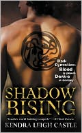 Shadow Rising by Kendra Leigh Castle: NOOK Book Cover
