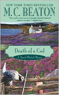 Death of a Cad (Hamish Macbeth Series #2) by M. C. Beaton: NOOK Book Cover