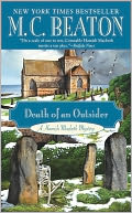 Death of an Outsider (Hamish Macbeth Series #3) by M. C. Beaton: NOOK Book Cover