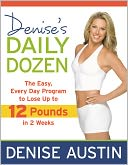 Denise's Daily Dozen by Denise Austin: NOOK Book Cover
