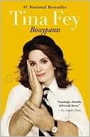 Bossypants by Tina Fey: NOOK Book Cover