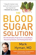 The Blood Sugar Solution by Mark Hyman: NOOK Book Cover