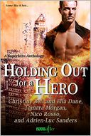 Holding Out for a Hero by Christine Bell: NOOK Book Cover