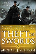 Theft of Swords by Michael J. Sullivan: NOOK Book Cover