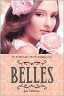 Belles by Jen Calonita: NOOK Book Cover
