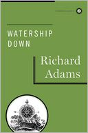 Watership Down by Richard Adams: Book Cover