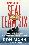 Inside SEAL Team Six by Don Mann: NOOK Book Cover