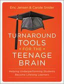 Turnaround Tools for the Teenage Brain by Eric Jensen: Book Cover