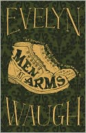 Men At Arms by Evelyn Waugh: NOOK Book Cover