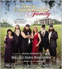 The Duck Commander Family by Willie Robertson: CD Audiobook Cover