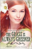The Grass Is Always Greener by Jen Calonita: NOOK Book Cover