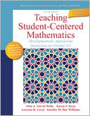 Teaching Student-Centered Mathematics by John Van de Walle: Book Cover