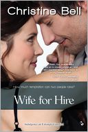 Wife for Hire by Christine Bell: NOOK Book Cover