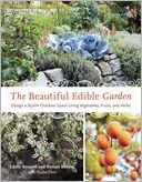 The Beautiful Edible Garden by Leslie Bennett: Book Cover