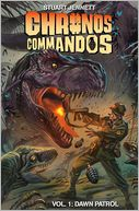 Chronos Commandos by Stuart Jennett: Book Cover