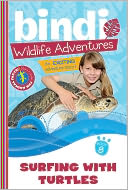 Surfing with Turtles by Bindi Irwin: NOOK Book Cover