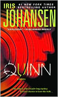 Quinn by Iris Johansen: NOOK Book Cover