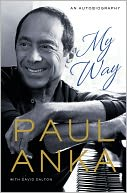 My Way by Paul Anka: Book Cover