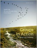 Groups in Action by Gerald Corey: Book Cover