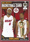 Beckett Basketball Card Price Guide No. 20 2012 Edition by Dr. James Beckett: Book Cover