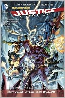 Justice League Volume 2 by Geoff Johns: Book Cover