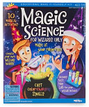 Magic Science for Wizards Only by Scientific Explorer: Product Image
