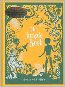The Jungle Book (Barnes & Noble Leatherbound Classics) by Rudyard Kipling: Book Cover