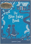 The Blue Fairy Book (Barnes & Noble Leatherbound Classics) by Andrew Lang: Book Cover