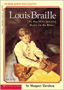 Louis Braille by Margaret Davidson: Book Cover