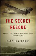 The Secret Rescue by Cate Lineberry: Book Cover