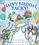 Happy Birdday, Tacky! by Helen Lester: NOOK Kids Cover