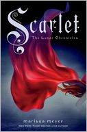 Scarlet by Marissa Meyer: Book Cover