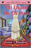 Till Death Do Us Purl by Anne Canadeo: Book Cover